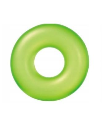 """Neoninis žalias pripučiamas ratas 91 cm """"Intex"""""""