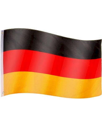 Vokietijos vėliava, 120x80 cm