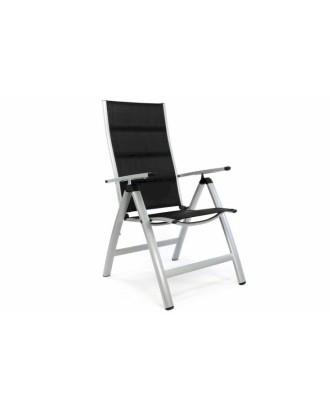 Aliuminio sulankstoma sodo kėdė