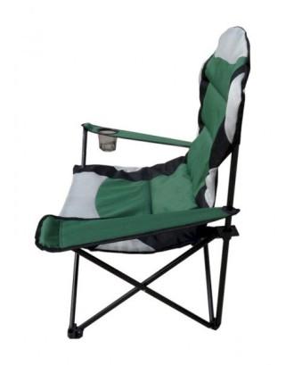 Sulankstoma kempingo kėdė iki 100 kg