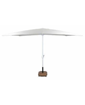 Stačiakampis sodo skėtis