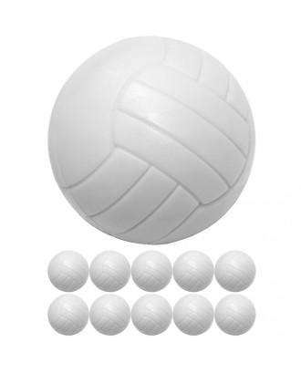 Stalo futbolo kamuoliai 10vnt