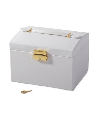 Szkatułka na biżuterię organizer kasetka kuferek