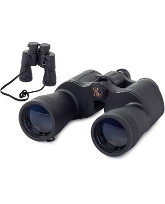 Kariniai medžioklės žiūronai Verk 20x50 Bak-4 Hd