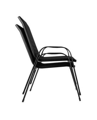4 sodo kėdžių komplektas iki 150 kg 16199