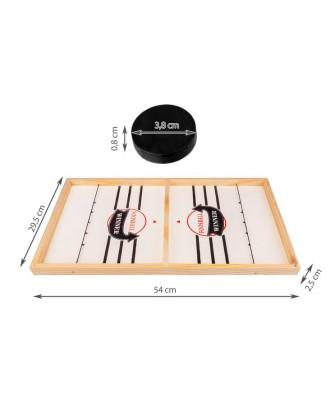 Medinis arkadinis žaidimas - ledo ritulys