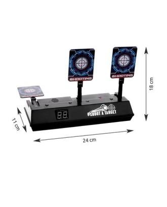 Elektroninis taikinys - šaudykla - 3 taikiniai
