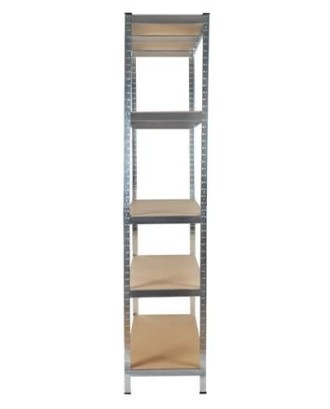 Metalinės lentynos 5vnt. 220x100cm 1000kg 2721