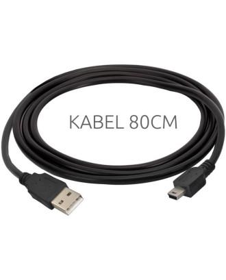 KABELIS USB-MINI USB