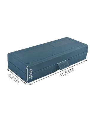 13 modeliuojančių skalpelių rinkinys • magnetinis dėklas • 3 rankenos • labai aštrūs • # 3311