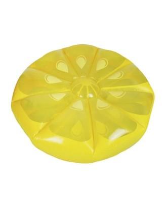 Pipučiamas citrinos formos čiužinys • PELES FUN 3514