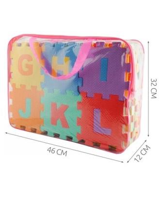 """Puzzle Mat"" vaikų kilimėlis 72 vnt. # 4495"