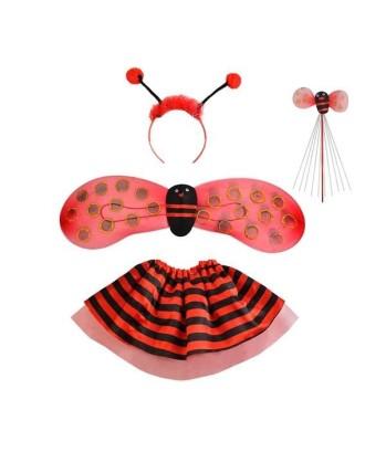 Bitės kostiumas 4 elementai # 6613