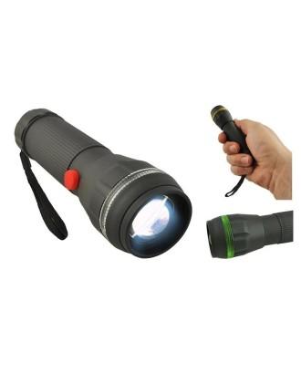 LED žibintuvėlis 3W 3xAAA