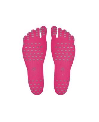 Klijuojamos pėdutės-lipdukai ant pėdų pėdų apsaugai 24cm 5859