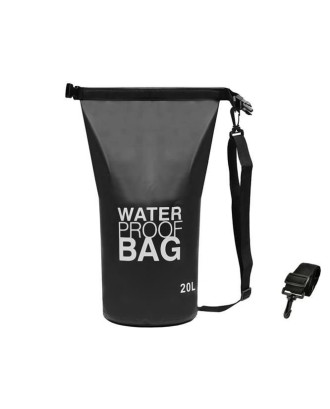 """Neperšlampamas krepšys 2 l / 20 l / 30 l  """"Dry-Bag""""  6902"""