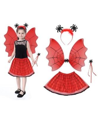 "Raganos kostiumas ""Arachnid"" 4in1 6409"