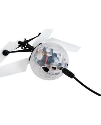 Disco Kamuolys- Sraigtasparnis USB # 6241
