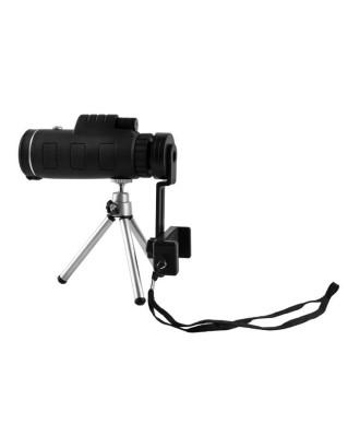 LĘŠIS TELEFONUI Objektyvo teleskopas telefonui ant trikojo 7883