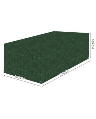 Sodo baldų apsauginis dangtis Stačiakampis 100 x 180 x 240 cm 7949