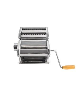 Makaronu mašina spageti lasagna tagliatelle ravioli pastamaker naminiai makaronai 9 žingsniai 7706