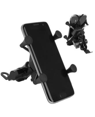 Motociklų,Paspirtukų telefono laikiklis su įkrovikliu