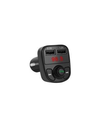 """MP3 Siūstuvas """"Bluetooth"""" 2xUSB SD LCD"""