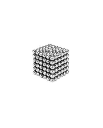 Magnetiniai rutuliai 216vnt 5mm sidabro + dėžutė 9031