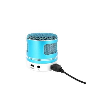 """Belaidė Nešiojama Kolonėlė """"Bluetooth MP3 FM Blue 9100"""""""