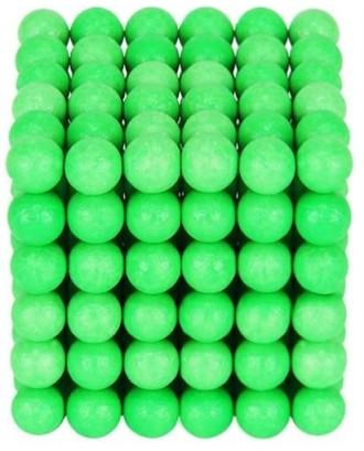Magnetiniai rutuliai 216vnt 5mm fluorescenciniai 9022