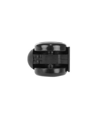 Ratukai biuro kedei PU guma 11mm 5vnt juoda 9086