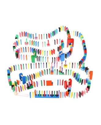 Domino-mediniai blokai-dėlionė 1131 XL 9397
