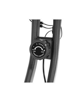 Stacionarus dviratis sulankstomas mankštos dviratis 9644