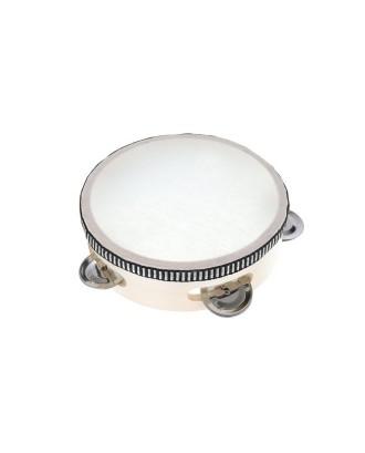 """Mediniai muzikos instrumentai vaikams + """"Cymbal"""" kuprinė 9419"""