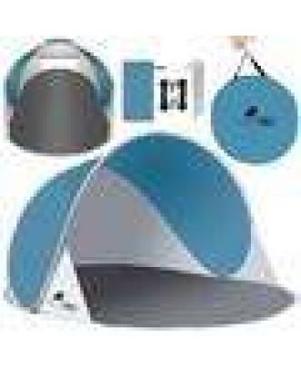 Papludimio palapine 190x86x120cm - turkio - pilka