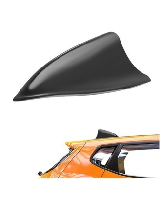 Automobilio antena juoda