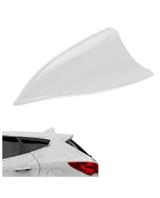 Automobilio antena balta