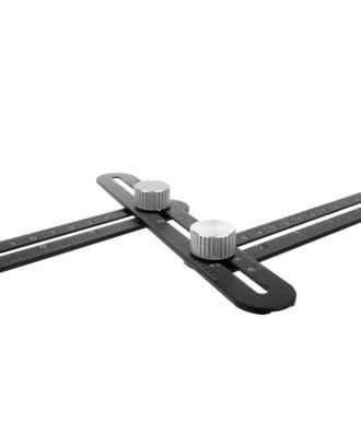 Szablon - wzornik otworów 3x300mm