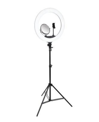 Lampa pierścieniowa - RING LED ze statywem