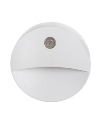 LED naktine lempute su judesio jutikliu