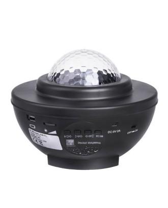 LED žvaigždžių projektorius - naktinė šviesa
