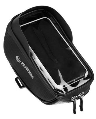 Dviračio remo krepšio vairo krepšys vandeniui atsparus mobiliuju telefonu krepšys, skirtas išmaniesiems telefonams iki 6,5 colio 14206