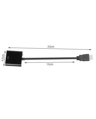 Adapteris HDMI - VGA - A14083