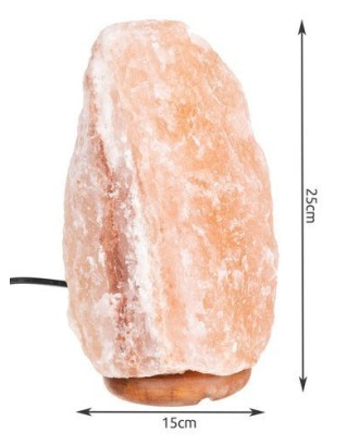 Druskos lempa / jonizatorius 3-5 kg
