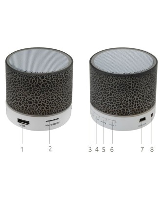 "Belaidis ""Bluetooth"" garsiakalbis ""Speaker Mini"" Micro SD 4800"