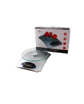 Elektroninės virtuvės svarstyklės 5 kg / 1g