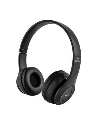 """""""Bluetooth"""" bevielės ausinės, mikrofonas # 5068"""