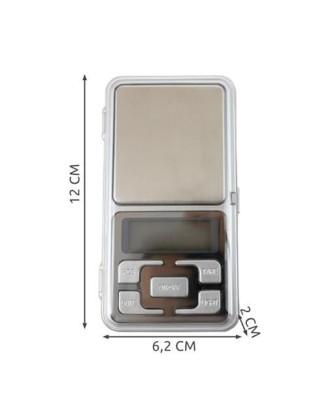 Tikslios kišeninės svarstyklės LCD ekranas # 472