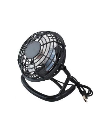 Usb ventiliatorius - stalui arba i automobili