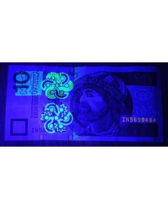 Banknotų tikrintuvas UV